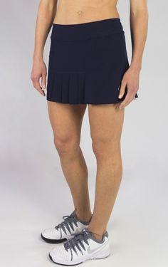 85c008fcab JoFit Ladies & Plus Size Dash (Short) Tennis Skorts - BELLINI (Midnight  Navy)