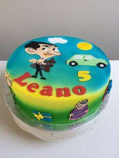 Mr Bean taart