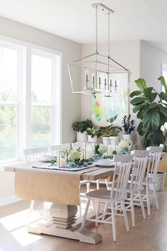 Gerald White Wood Dining Chairs via #bhglivebetter influencer @twotwentyone. #diningroom #diningtablechairs #whiteandbluediningroom #diningroomideas #diningroomfurniture #diningroom #diningchairs White Wood Dining Chairs, High Back Dining Chairs, Dining Table Chairs, Dining Room Furniture, Old Fashioned Drink, Cheap Chairs, Affordable Furniture, Better Homes And Gardens, Quality Furniture
