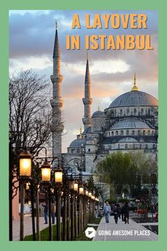 Istanbul is an incredible city that features extraordinary cultural experiences that shows you first hand the city's diverse history of civilizations. This is a look at how we squeezed in the most of our time in this two day itinerary.
