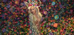 Coldplay Ft. Beyoncé - Hymn For the Weekend Mysic Video