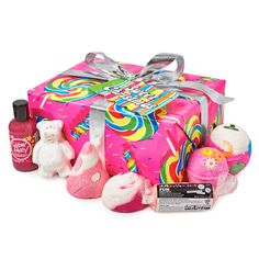 LUSH Christmas Gift Set Lush Gifts My Wish List Sets