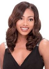 Graceful Body Wave Long Synthetic Lace Front Wig