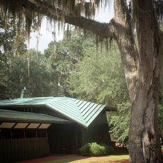 Frank Lloyd Wright pilgrimage to Auldbrass Plantation in South Carolina this weekend! . . #CastroDesignStudio