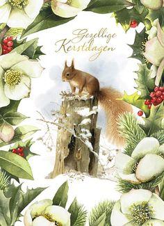 Kaarten - kerst - marjolein bastin kerst | Hallmark