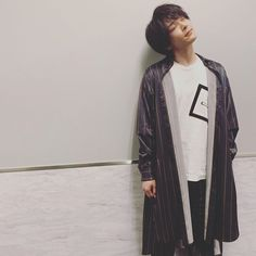 Duster Coat, Kimono Top, Actresses, Actors, Image, Women, Japanese, Instagram, Fashion