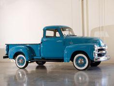 1954 Chevrolet 3100 Pickup background
