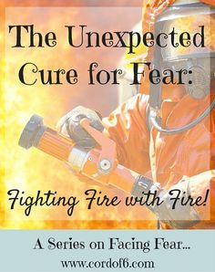 The Unexpected Cure for Fear: Fighting Fire with Fire! - Cord of 6 There is one healthy fear that is the cure for every single unhealthy fear out there! Read about how you can fight fire with fire and calm your anxious heart! Christian Living, Christian Faith, Christian Quotes, Christian Women, Facing Fear, Memory Verse, Lord And Savior, Christian Inspiration, Bible Verses