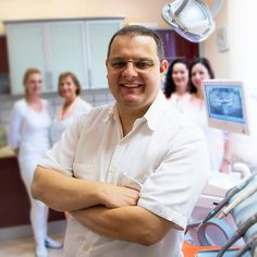 Dr. Med. Dent. Attila Csenár - Zahnarzt Attila, Dentistry, Hungary