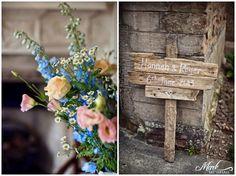 Polne kwiaty na ślub i wesele | Blog ślubny Madame Allure