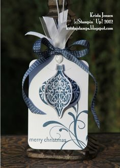 Keepsake ornaments, everything Eleanor, 2 tags die