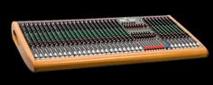 Superb Toft AHB 32 channel tracking and mixing console under $15,000!