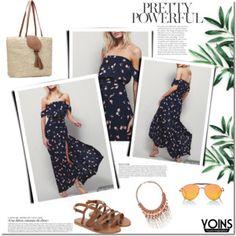 Yoins - Summer day dress!