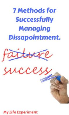 Discussion and tips for Managing Disappointment. Self Development, Personal Development, Emotional Resilience, Mental Health Journal, Happy Today, Finding Happiness, Take Care Of Me, Feeling Happy, Hoe