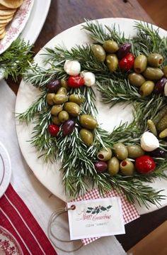 Das Auge isst mit: Food-Tipps für weihnachtliche Get-Together   Meine Svenja