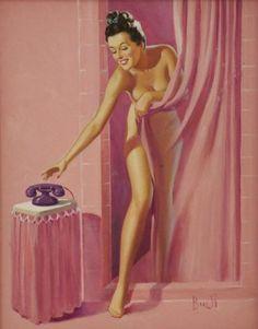 Marilyn Monroe 1947 Harley Knucklehead topless biker babe pinup sticker decal R