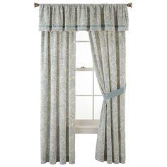 Marthawindow Windsor Wave Grommet Top Curtain Panel Found