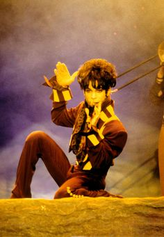Prince Birthday: 56 Beautiful Rare Photographs Of The Pint-Sized Performer (PICS)