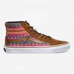 Chaussures Sk8-Hi Slim
