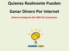 ganar-dinero-por-internet-wasanga-100 by wasangateam via Slideshare