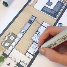 Showpieces For Home Decoration Referral: 9015534635 Interior Design Sketches, Interior Rendering, Architecture Sketchbook, Art And Architecture, Presentation Techniques, Tag Design, Copics, Presentation Design, Portfolio Design
