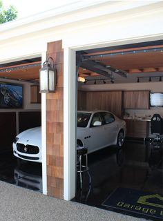 garages don't have to be dirty
