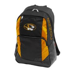 Missouri Tigers NCAA Closer Backpack