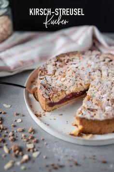 Ein absoluter Klassiker für die Kaffeetafel, einen Geburtstag oder auch einfach so. Der Streuselkuchen ist schnell und ohne viel Aufwand zubereitet und durch die Kirschfüllung schön saftig und fruchtig. 🍒 #sallys #sallyswelt #sallysweltrezept #rezept #recipe #kirschkuchen #kirschkuchenrezept #kirschkuchenrezepteinfach #kirschkuchenklassisch #klassischeskuchenrezept #kuchenrezepteinfach #kuchenrezeptklassisch #kuchenmitkirschen #streuselkuchen #streuselkuchenrezeptklassisch #streuselselbermachen Banana Bread, Desserts, Food, Cherry Pie Recipes, Diy, Essen, Tailgate Desserts, Deserts, Postres