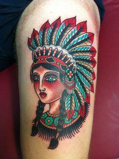 Da Vinci Tattoo, has the best Long Island, New York tattoo designs. Davinci Tattoo has tattoos, tattoos designs, and tattoo sketches. Native Tattoos, Mom Tattoos, Future Tattoos, Sleeve Tattoos, Tatoos, Traditional Ink, American Traditional, Traditional Tattoos, Indian Girl Tattoos
