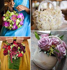 Flower girl purses