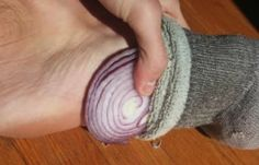 He Put Onions Into His Socks At Night For One Fascinating Reason…