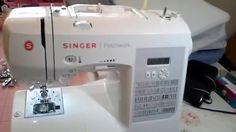 SINGER  Patchwork 7285