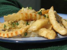 Make and share this Easy Garlic Fries recipe from Food.com.