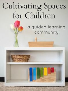 Creating a Montessori home doesn't just happen. It takes a preparation to make your home the perfect environment for your children. Join us for this unique Montessori guided community. In this 4 week course, you will learn how to cultivate spaces in your home to raise joyful, independent children.