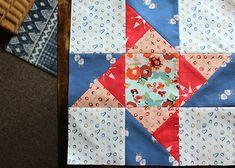 Maureen Cracknell Handmade: Community Sampler Week #4!