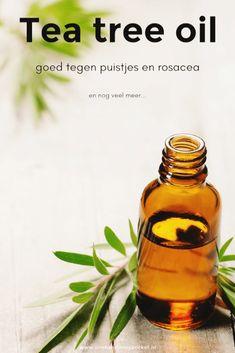 werking van tea tree olie Melaleuca, Rosacea, Tea Tree Oil, Detox, Shampoo, Van, Tee Tree Oil, Vans