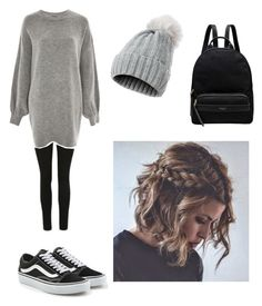 """""""FRIYAY"""" by demmygeor on Polyvore featuring Vans, Radley and Treasure & Bond"""