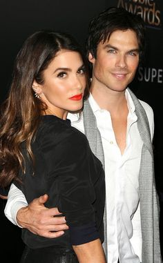 Comfy Chair Astrology: Ian Somerhalder and Nikki Reed