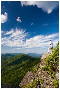 Appalachian Trail #Virginia #Mountain #SkylineDrive #Shenandoah