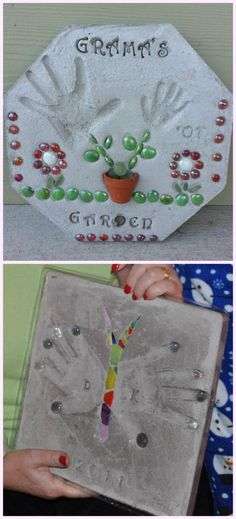 30 Best Stepping stone crafts images