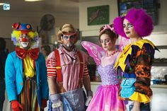 The Librarians - Episode 3.05 - And The Tears Of A Clown - Promo, Promotional Photos #ChristianKane.. #StrongMan.. ..  Spoiler TV share > http://www.spoilertv.com/2016/12/the-librarians-episode-305-and-tears-of.html?utm_source=dlvr.it&utm_medium=twitter