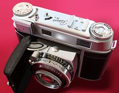 "Check out new work on my @Behance portfolio: ""Kodak Retina Photorealistic Vector Illustration"" http://on.be.net/1HNPVZI"