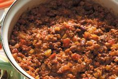 Church Supper Chili by Taste of Home at www.tasteofhome.com