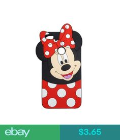 Cases, Covers & Skins Cartoon Minnie Mouse Silicone Case For Huawei Lite 2017 P8 Lite, 3d Cartoon, Cell Phone Cases, Minnie Mouse, Electronics, Disney Characters, Phones, Ebay, Accessories