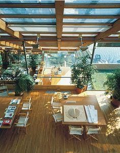 Nel 1981 viene fondato lo studio Renzo Piano Building Workshop