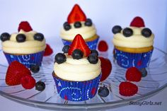 4th of July Treats including festive snack mix, Jell-O desserts & more!
