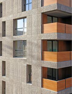 Social Housing CasaNova by CDM ARCHITETTI ASSOCIATI