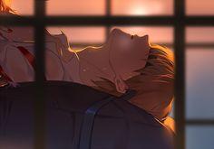 Sougo Okita x Kagura [OkiKagu], Gintama Anime Couples Drawings, Anime Couples Manga, Cute Anime Couples, Manga Anime, Anime Art, Anime Demon, Anime Boys, Sad Anime Girl, Instagram Look