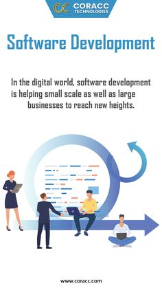 Coracc Technologies offers Customer Centric Web Development services across USA and Canada. Business Operations, Software Development, Scale, Window, Success, Technology, Digital, Weighing Scale, Tech