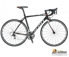 Scott CR1 20 Road Bike | Available Now At Blazing Bikes